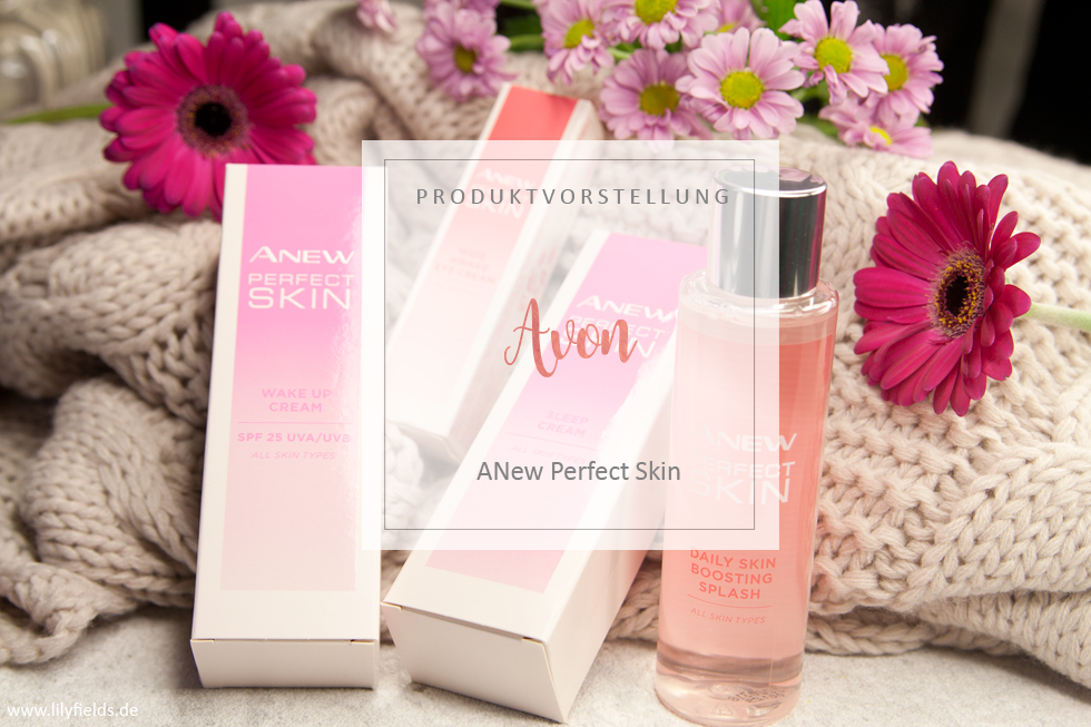 Avon  - ANew Perfect Skin
