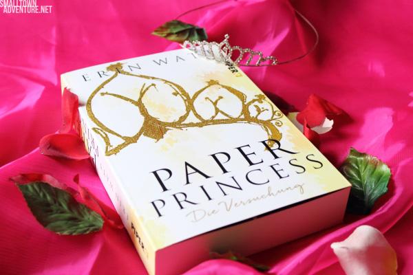 Buch - Paper Princess - Erin Watt - rezension