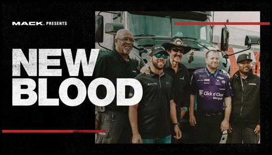 "Mack Trucks released ""New Blood,"" the third episode of its RoadLife series on roadlife.tv and Amazon Prime Video."