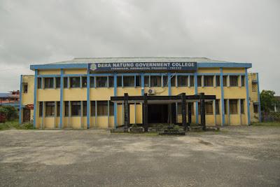 Dera Natung Govt. College Itanagar