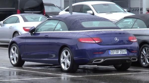 Genf 2016: So kommt das neue Mercedes-Benz C-Klasse ...