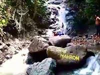 Surga Wisata Curug Mahrom Sukasari Purwakarta