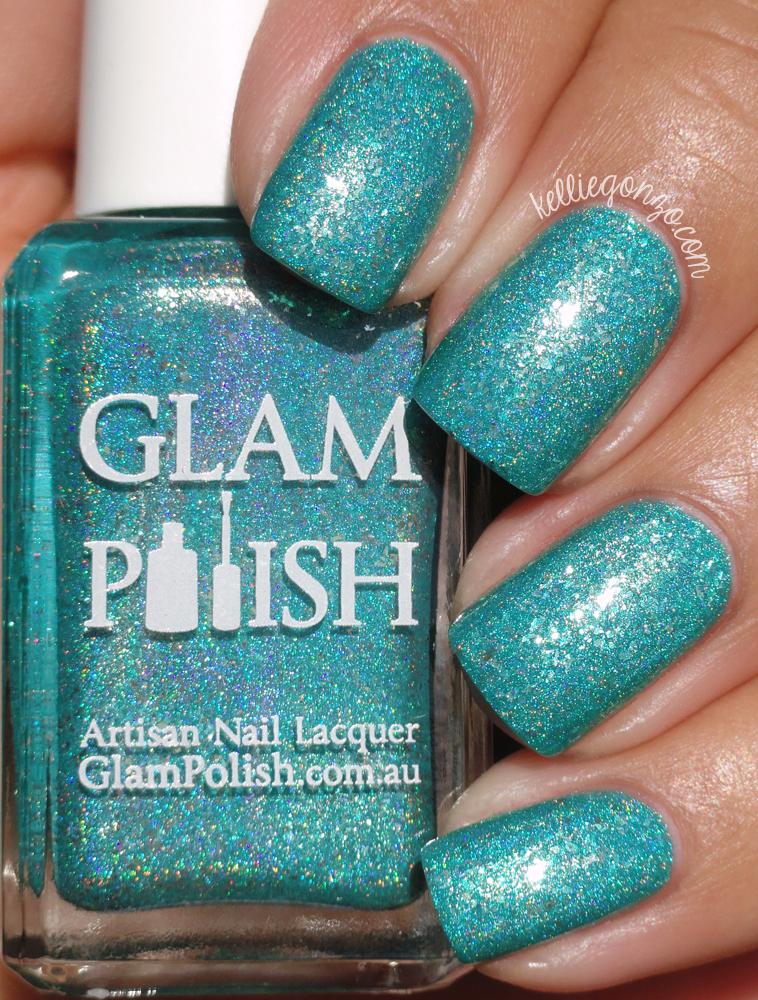 Glam Polish L-O-V-E