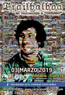 Trail Balboa 2019
