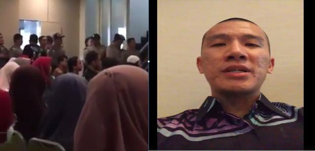 Ini Kata Ustadz Felix Siauw Soal Pembubaran Pengajianya di Malang