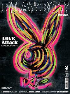 Playboy Mexico - Febrero 2018 PDF Digital