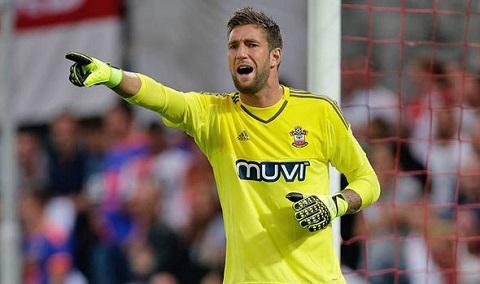 Maarten Stekelenburg được kỳ vọng sẽ mang về những thành tích cho Southampton.
