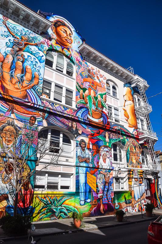 edificio de la mujer san Francisco
