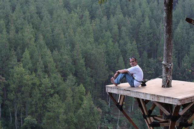 The lodge maribaya destinasi paket wisata bandung