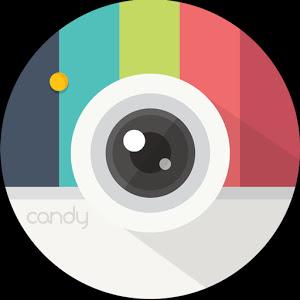تحميل تطبيق كاندي كاميرا سيلفي للاندرويد مجانا