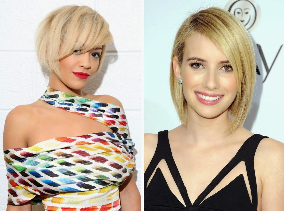 Best Short Hairstyles for Summer 2015