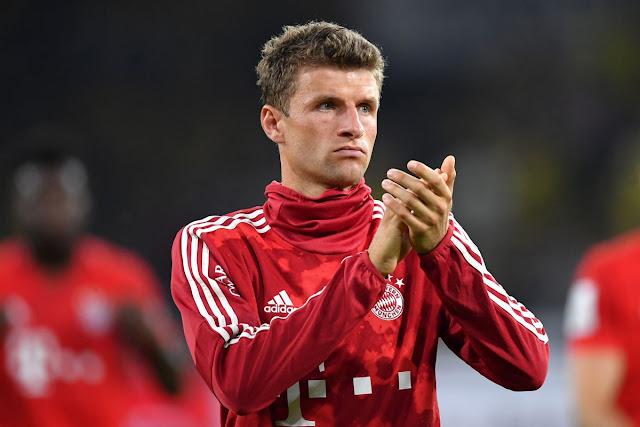 Muller cân nhắc khả năng ra đi vào cuối mùa.