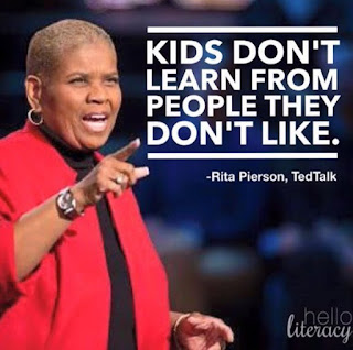 Rita Pierson, TEDTalk