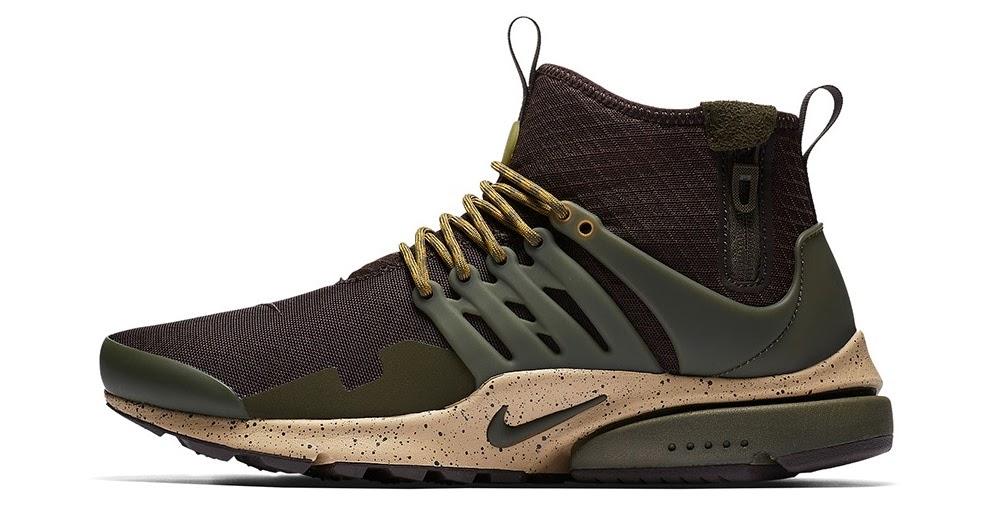 ede6a1209084 EffortlesslyFly.com - Online Footwear Platform for the Culture  Nike Presto  Mid Utility - New Colorways