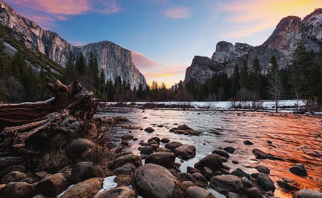 Lugares para ir em Yosemite