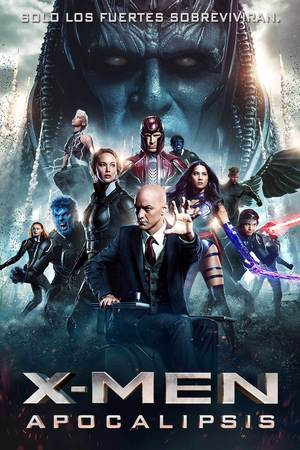 Poster X-Men: Apocalypse 2016