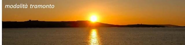 Modalità tramonto