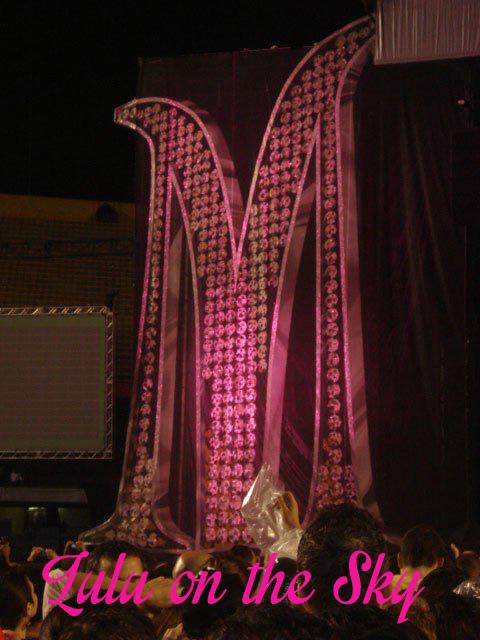 Madonna arrasa no show em SP: eu fui