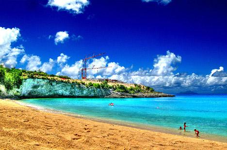 @ The Beach July 2011