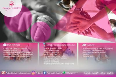 Pink Salt Initiative