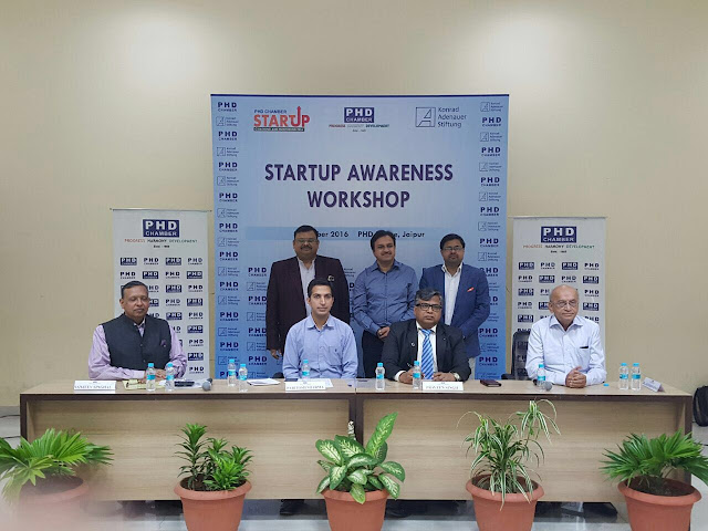 STARTUP AWARNESS WORKSHOP – A crucial session conducted by PHD Chamber