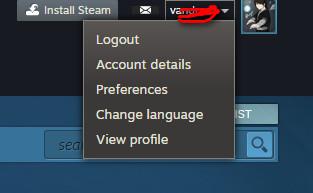Cara Menambah uang di Steam