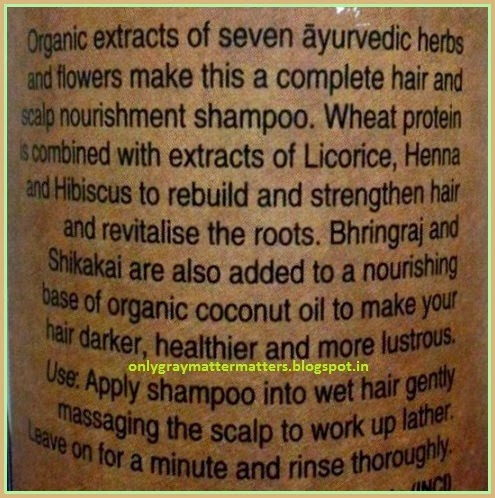 Soultree Licorice Hair Repair Shampoo Review Ingredients