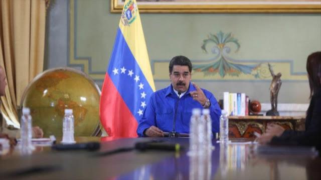 Maduro: Gobierno está 'listo' a pactar acuerdo con la oposición