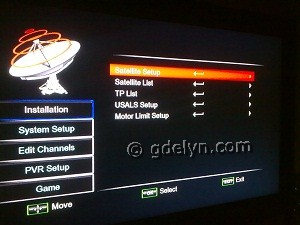 cara setting channel receiver openbox x5,receiver digital,receiver mpeg4