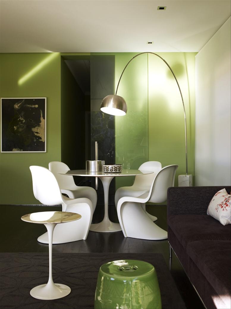 Marta decoycina color verde apuesta por el for New interior design products
