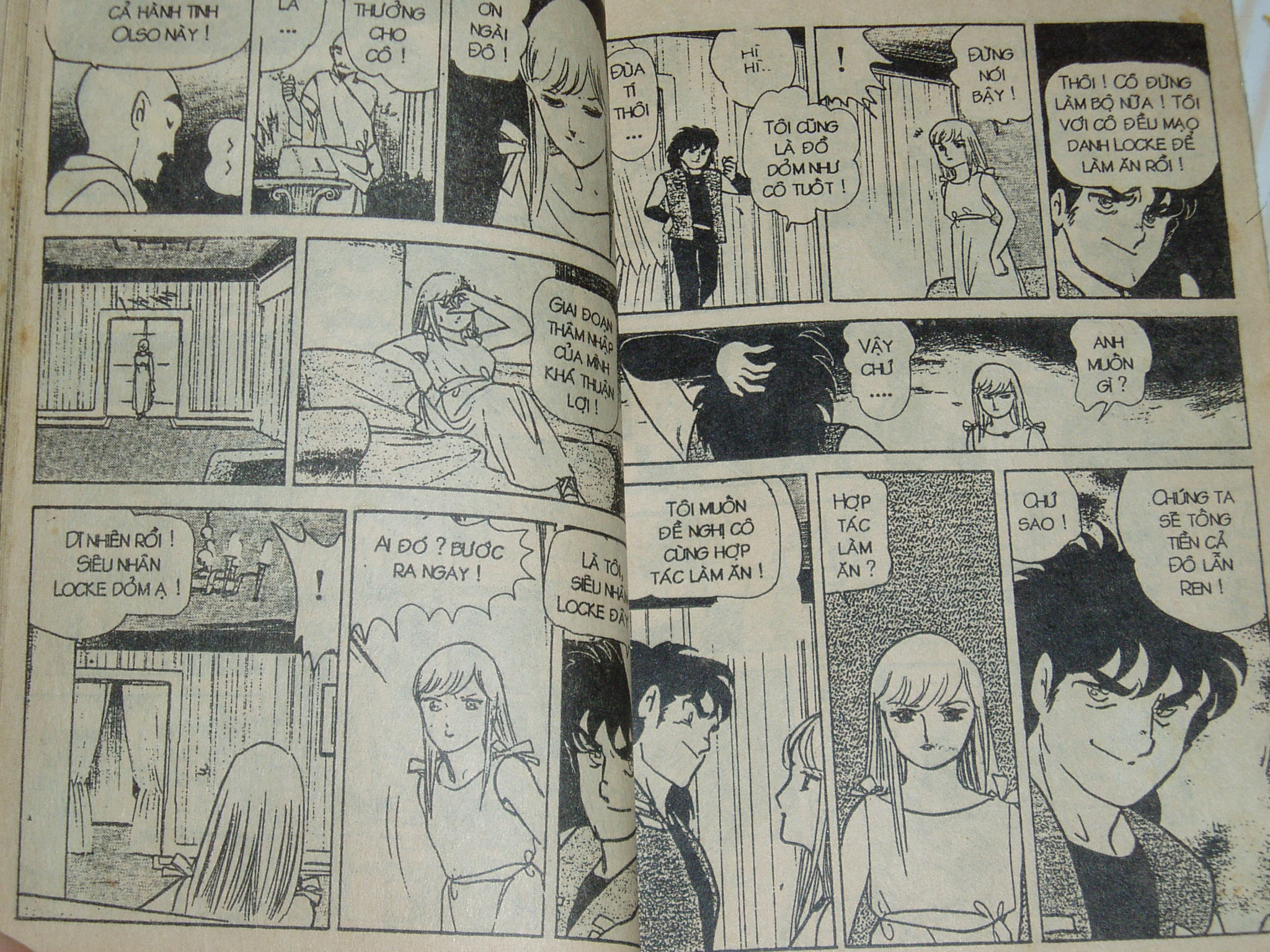Siêu nhân Locke vol 18 trang 21