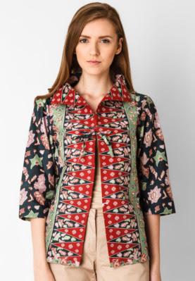 Baju Batik Blazer