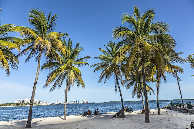 Miami em agosto
