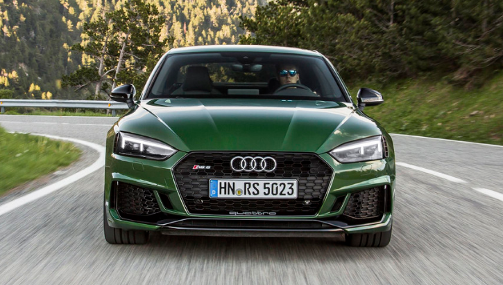 Audi RS Coupe Review CAR REVIEW - Audi rs5 2018