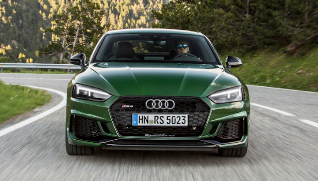 2018 Audi RS5 Coupe Review