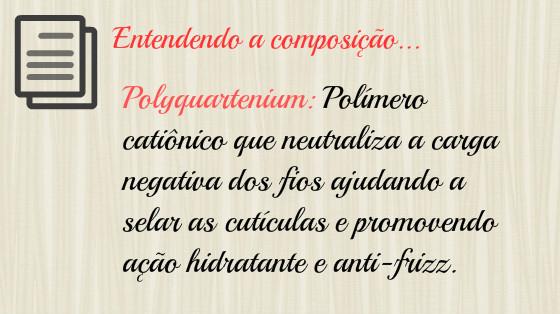 poliquartenium produtos cabelo o que e