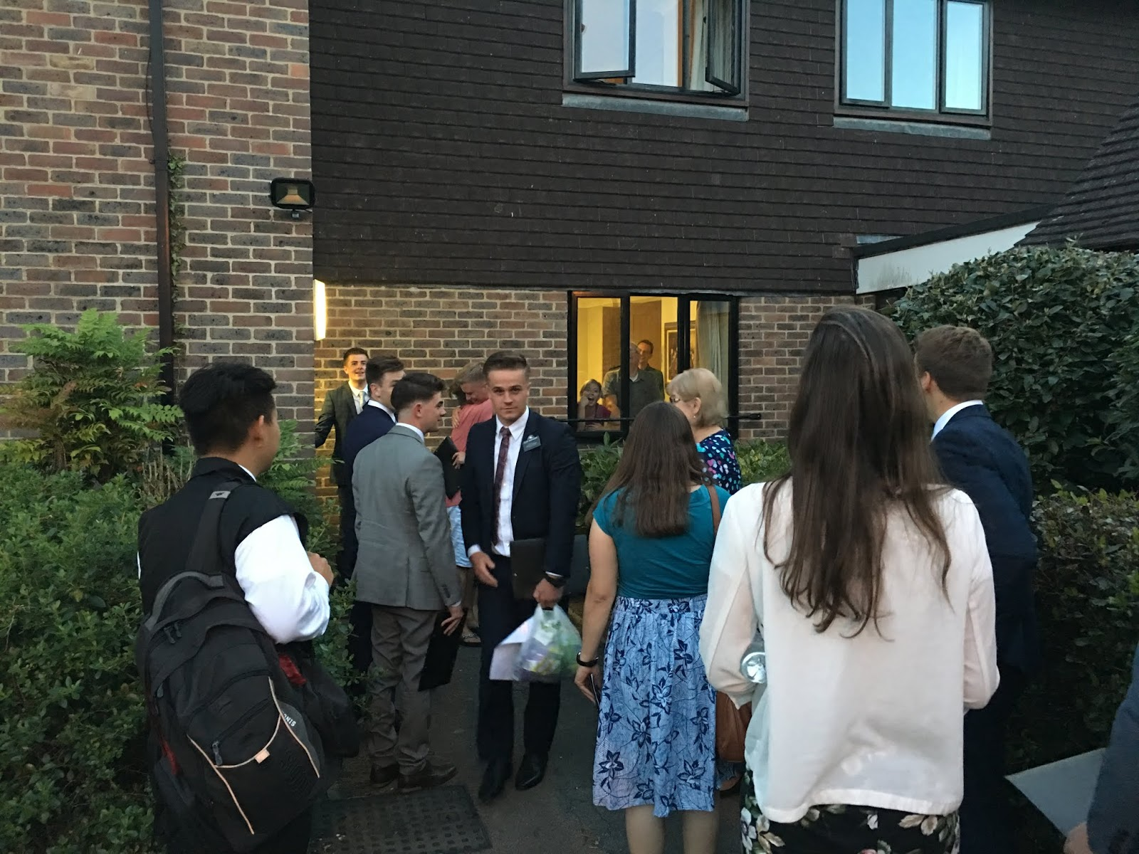 Our England London South Mission 2017-2018: England London