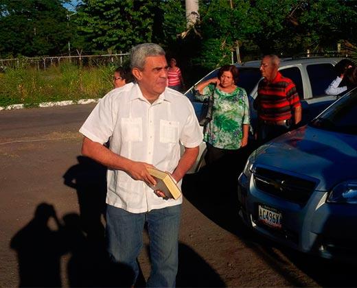 """Esta es la condena total que podría pagar Baduel por """"traición a la patria"""""""