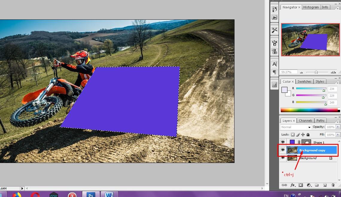 Cara membuat manipulasi gambar 3D di Photoshop CS3 keren ...