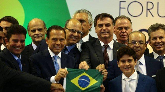 Resultado de imagem para Governadores eleitos discordam sobre mudanças no Código Penal