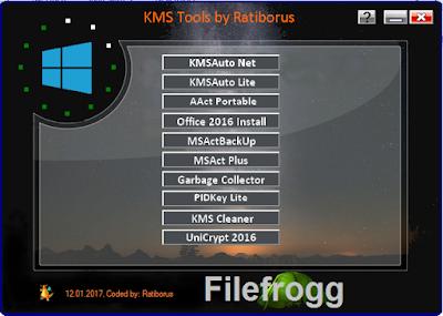 Ratiborus KMS Tools 12.01.2017 Portable