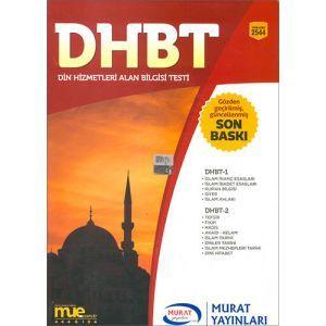 Murat 2544 DHBT (Din Hizmetleri Alan Bilgisi Testi)