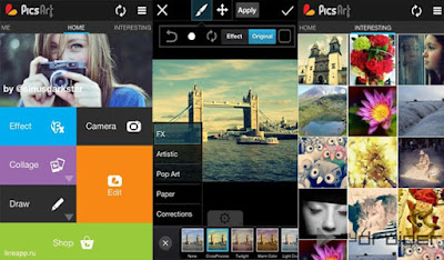 PicsArt Photo Studio, APK, Android, Apps Android, Mobile Apps, Download, Photograpy