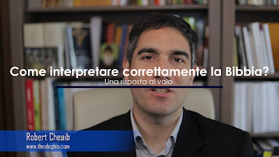 come interpretare la Bibbia