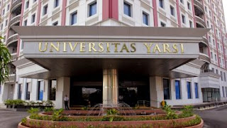 Kuliah Sabtu Minggu Universitas YARSI 2017-2018