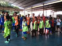 40 tim adu ketangkasan di ajang futsal santri NU Kota Semarang