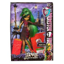 MH Scaris: City of Frights Jinafire Long Doll