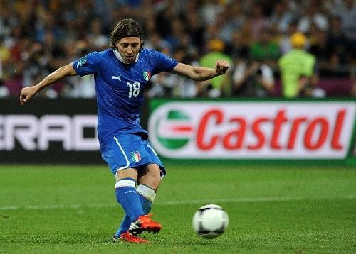 Đội tuyển Italia chịu tổn thất to lớn khi thiếu vắng Montolivo