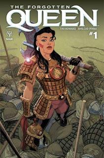 Un vistazo a los próximos lanzamientos de cómics Valiant