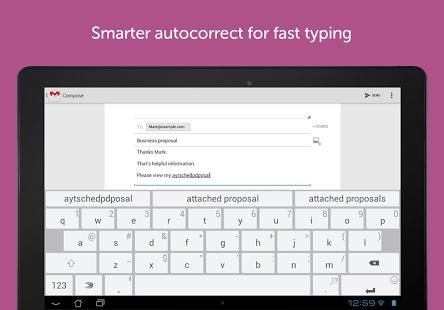 unnamed SwiftKey Keyboard + Emoji v5.2.2.133 Apk Download Apps